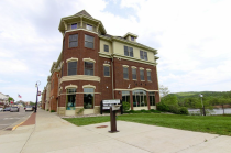 A Picturesque Setting in Downtown Prairie Du Sac, WI